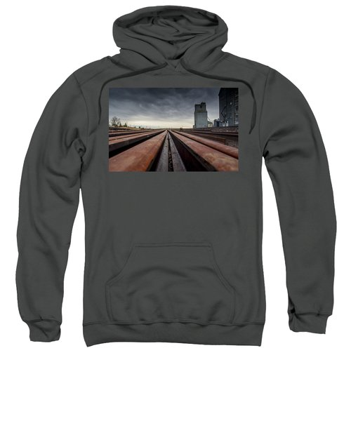 Where It Goes-2 Sweatshirt