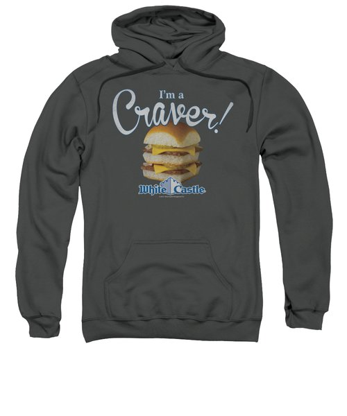 White Castle - Craver Sweatshirt