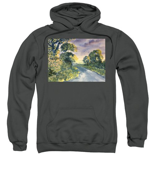 Wild Roses On The Wolds Sweatshirt