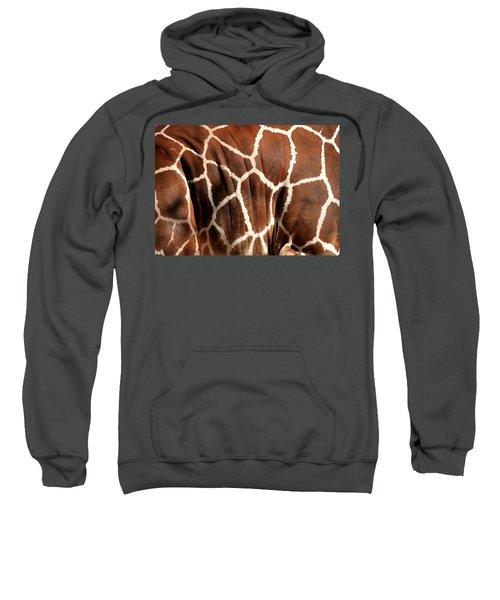 Wildlife Patterns  Sweatshirt