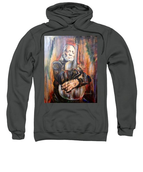 Willie Nelson Sweatshirt