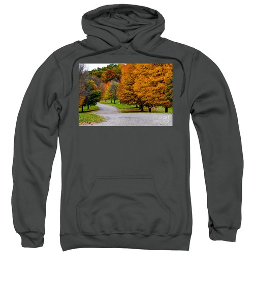 Winding Road Sweatshirt