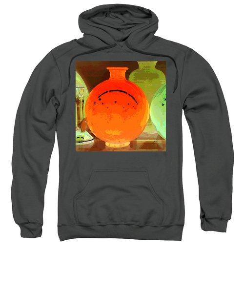 Window Shopping For Glass Sweatshirt