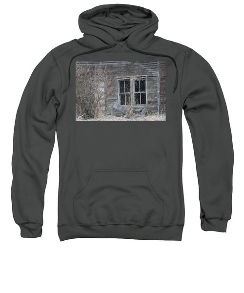 Window To The Old Soul Sweatshirt