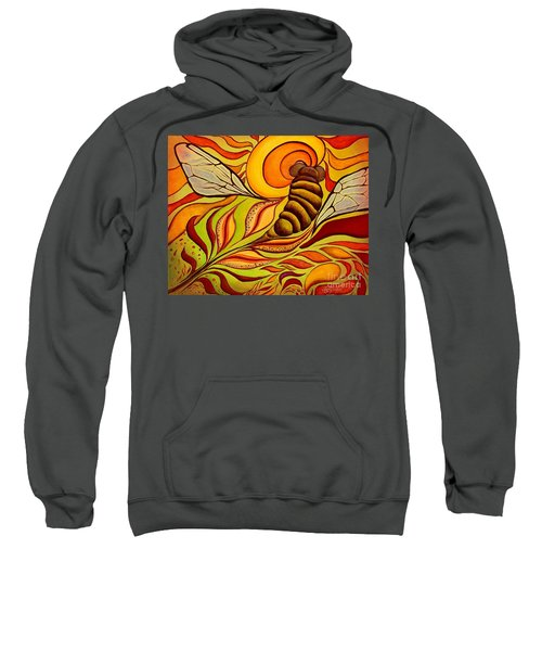 Wings Of Change Sweatshirt