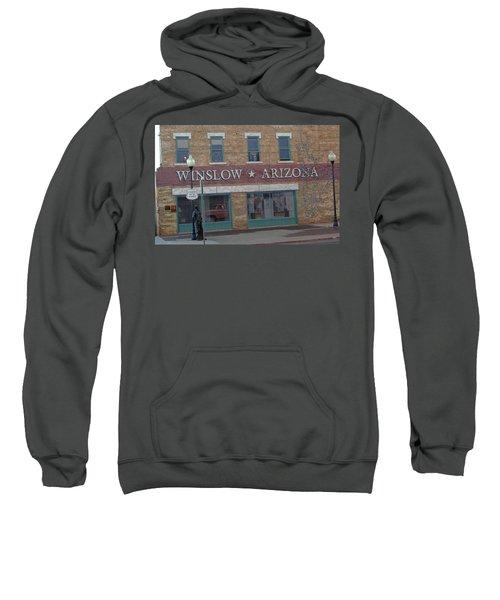 Winslow Arizona Sweatshirt