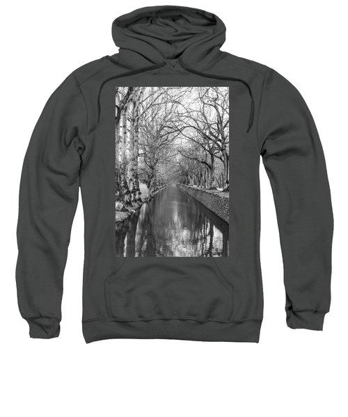 Winter Sweatshirt by Alex Lapidus