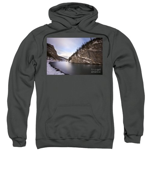 Winter Calm Sweatshirt