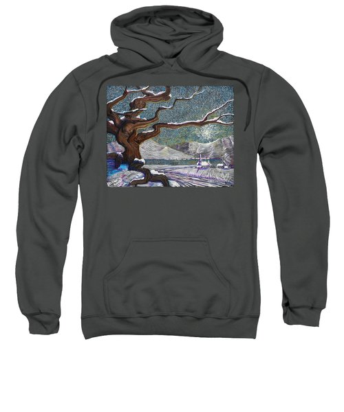 Winter's Day Sweatshirt