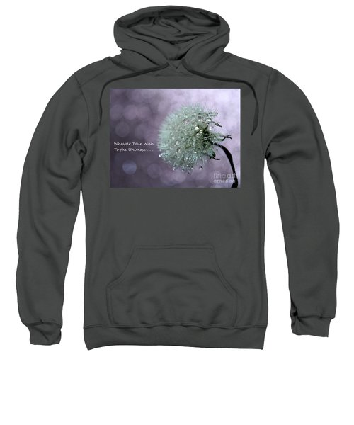 Wish To The Universe Sweatshirt