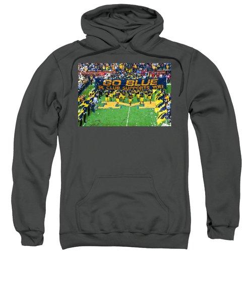 Wolverines Rebirth Sweatshirt