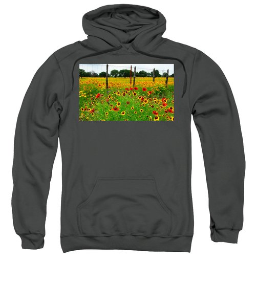 Wonderful Wildflowers Sweatshirt