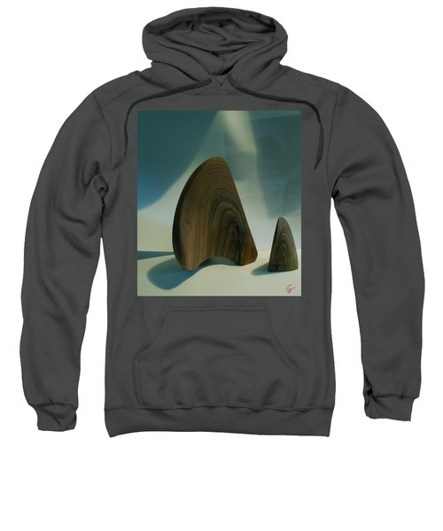 Wood Zen Harmony Sweatshirt