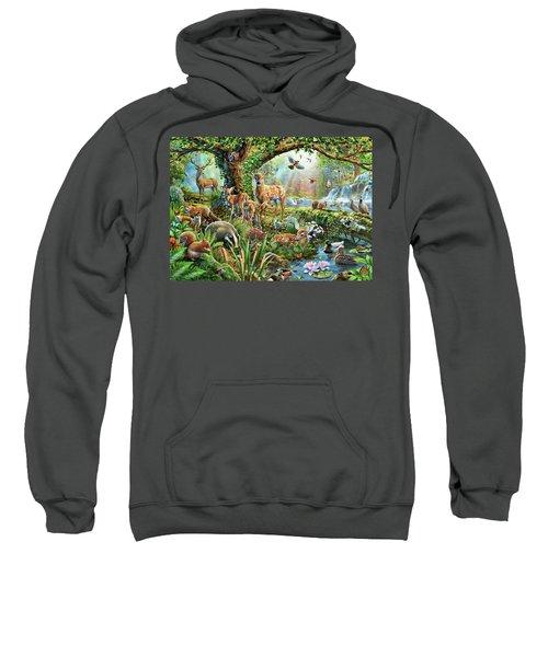 Woodland Creatures Sweatshirt