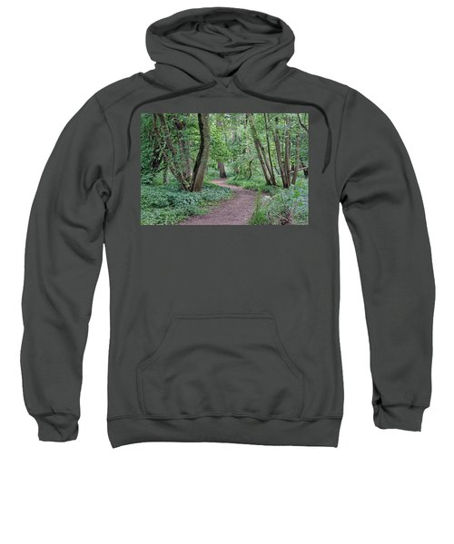 Woodland Path  Sweatshirt