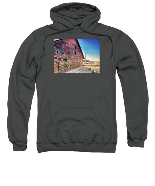 Writing On The Wall Sweatshirt