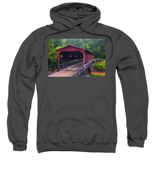 Wv Covered Bridge Sweatshirt