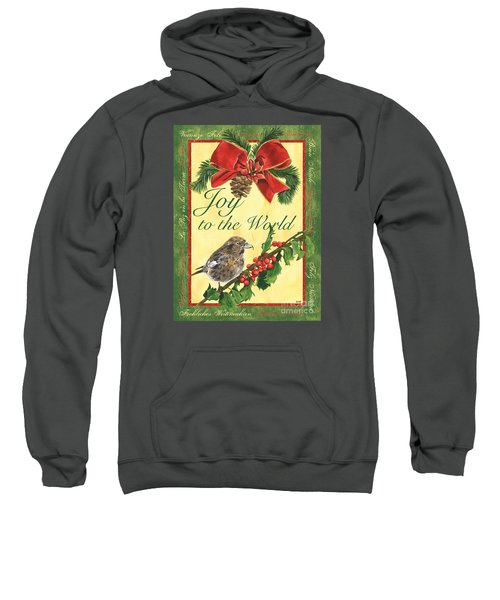 Xmas Around The World 2 Sweatshirt