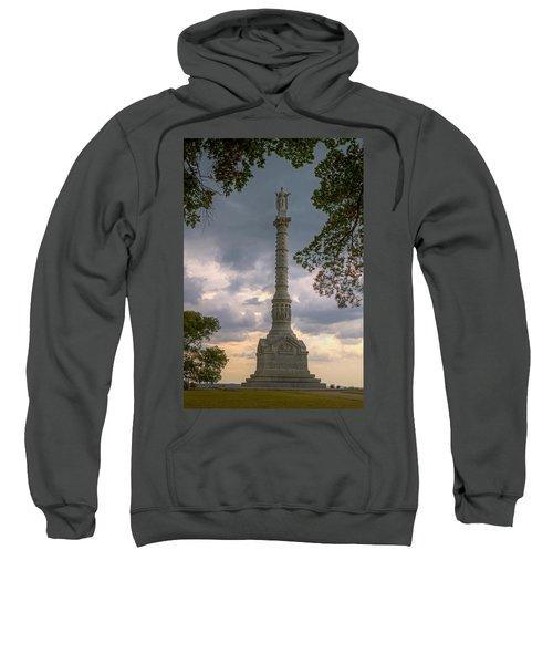 Yorktown Victory Monument Sweatshirt