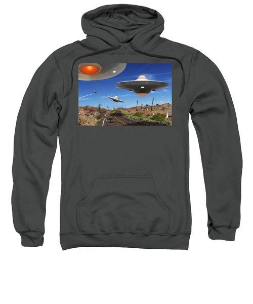 You Never Know . . . 5 Sweatshirt
