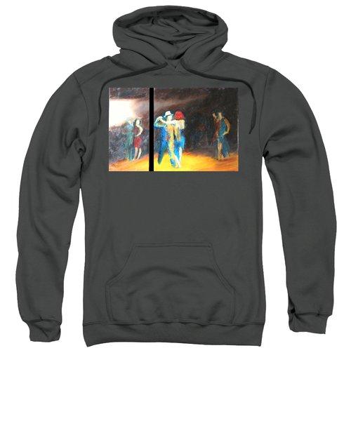 You Shine  Diptych Sweatshirt
