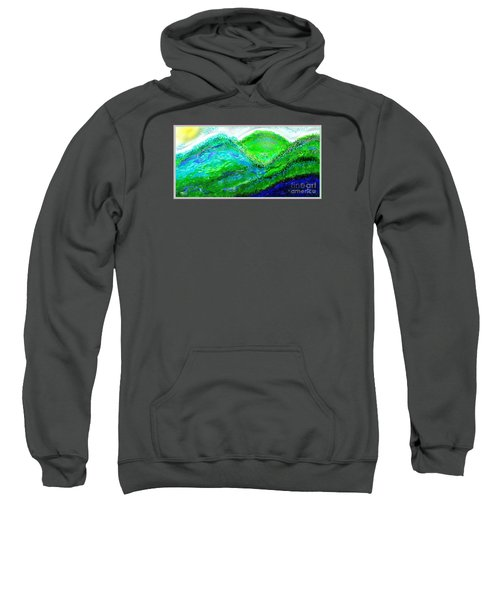 Van Gogh Sunrise Sweatshirt