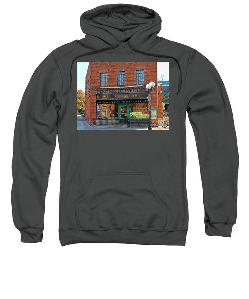 Zingermans Deli In Ann Arbor 5041 Sweatshirt