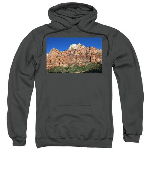 Zion Wall Sweatshirt