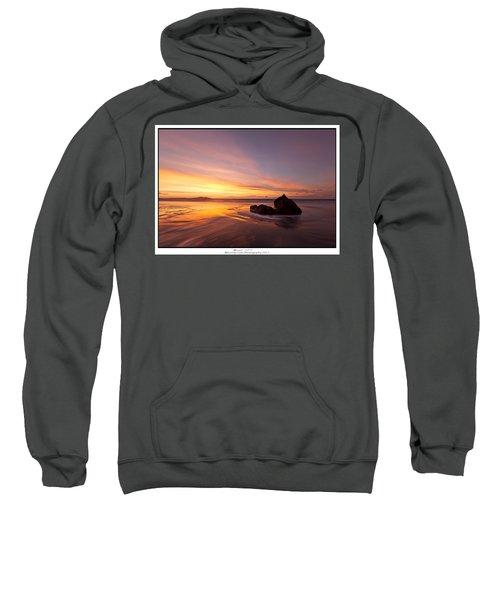 Atomic Sunset Sweatshirt