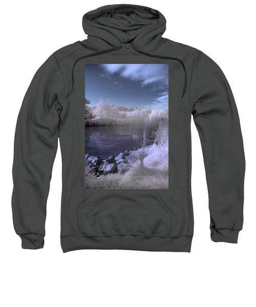 Infrared Pond Sweatshirt