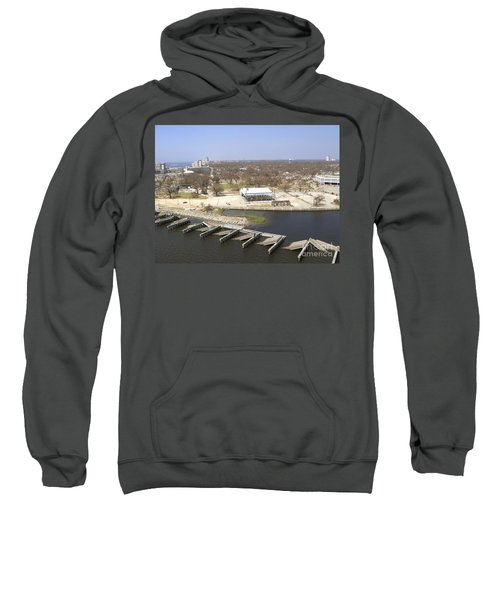 Hurrican Katrina Damage Sweatshirt