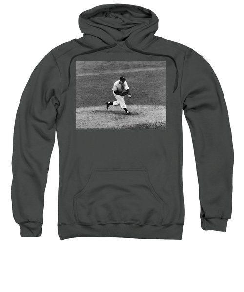 Joe Page (1917-1980) Sweatshirt