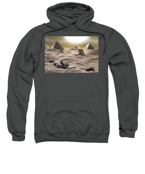 Lost Time Sweatshirt