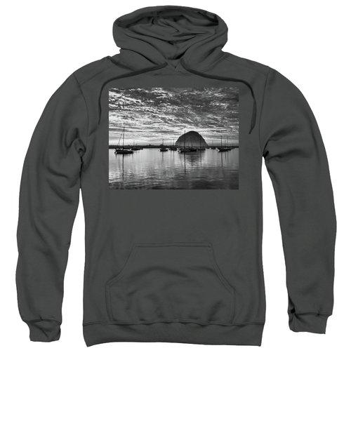 Morro Bay On Fire Sweatshirt