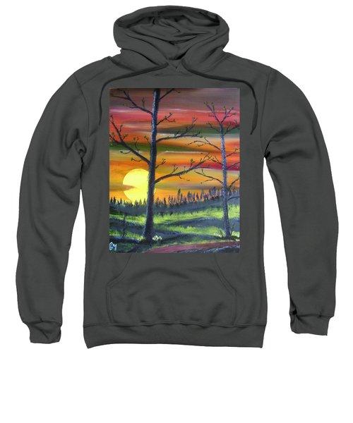 Spring Sunrise Sweatshirt