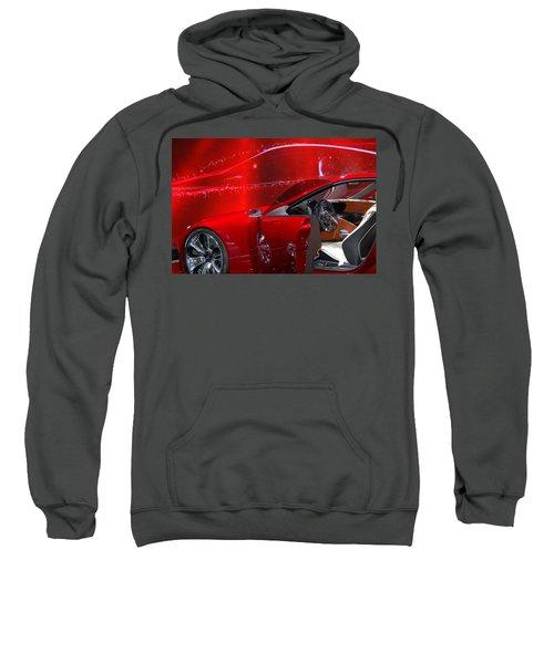 2013 Lexus L F - L C Sweatshirt