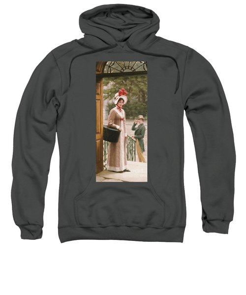 A Source Of Admiration Sweatshirt