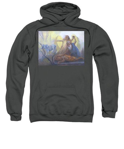 Abraham And Issac Test Of Abraham Sweatshirt