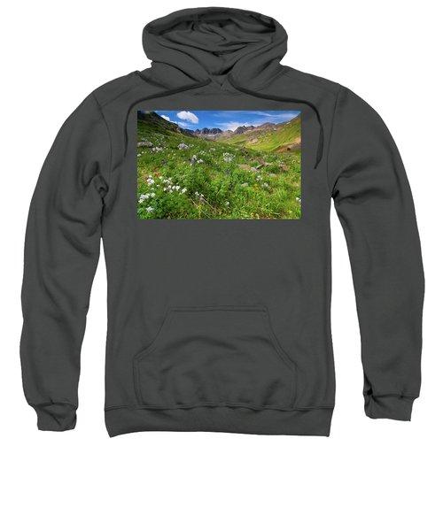 American Basin Wildflowers Sweatshirt