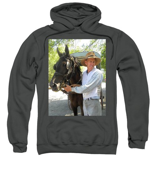 An Old Fashion Delivery Sweatshirt