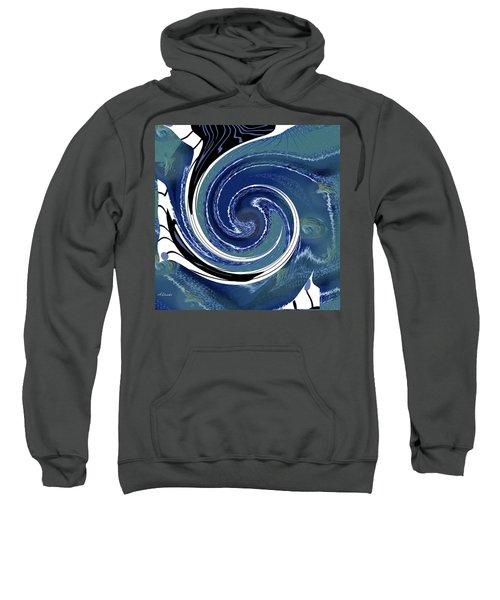 Angry Ocean Sweatshirt