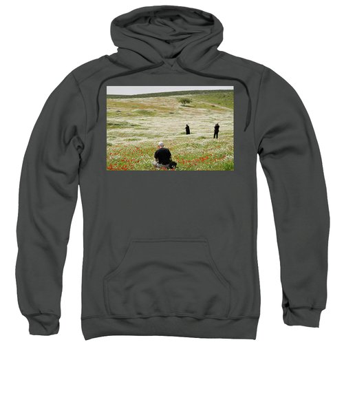 At Lachish's Magical Fields Sweatshirt