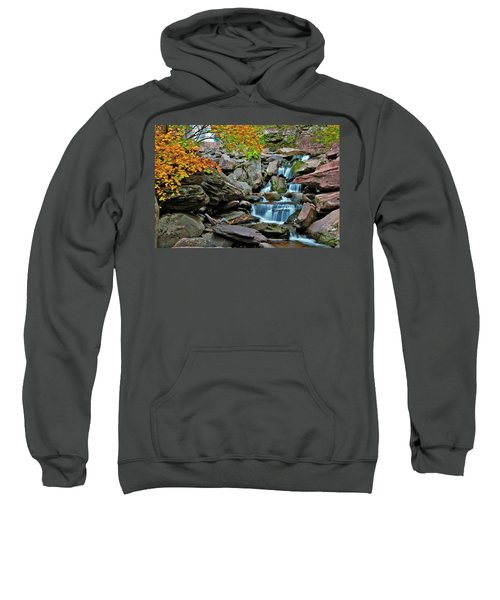 Autumn At Kaaterskill Sweatshirt