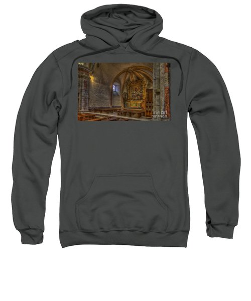 Baroque Church In Savoire France 3 Sweatshirt