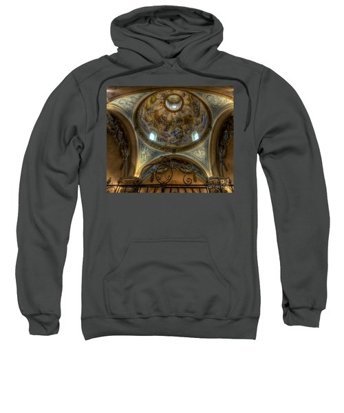 Baroque Church In Savoire France 5 Sweatshirt