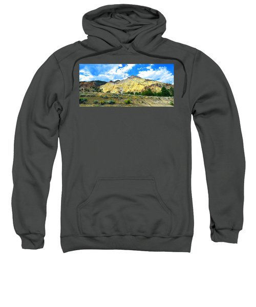 Big Rock Candy Mountain - Utah Sweatshirt