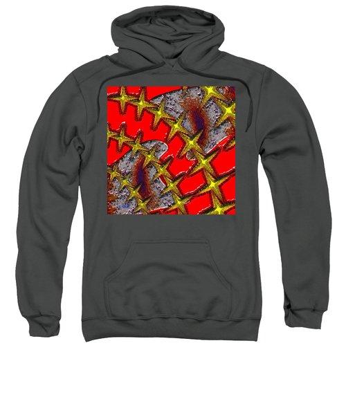 Blood On The Wire Sweatshirt