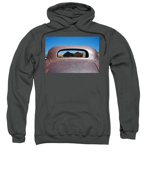 Bodie Ghost Town I - Old West Sweatshirt