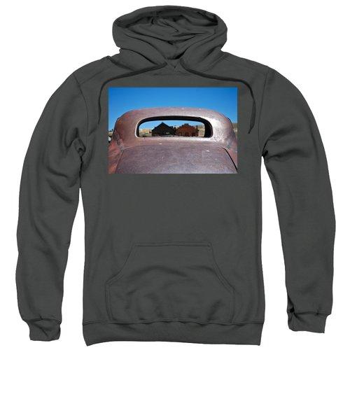 Bodie Ghost Town I - Old West Sweatshirt