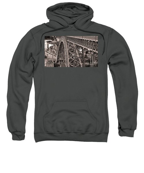 Bridge Construction Sweatshirt